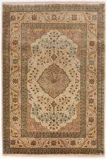 """Hand made rug. 4'x 5'10"""""""