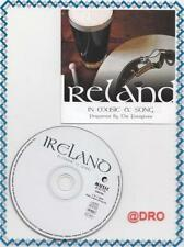 IRELAND IN MUSIC & SONG + CD + Irland + Irish Folk + Performed By The Flanaghans