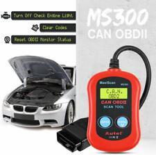 Autel MS300 OBD2 Scanner Professional Enhanced OBDII Diagnostic Code Reader ds