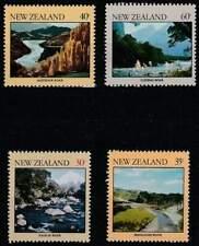 Nieuw-Zeeland postfris 1981 MNH 822-825 - Rivers