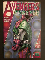 Avengers Forever #1 1998 Variant Marvel Comic Book Kang