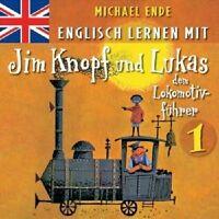 """MICHAEL ENDE """" 1: ENGLISCH LERNEN MIT JIM KNOPF ..."""" CD"""