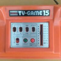Nintendo Color TV GAME 15 Console System Boxed Ref 3261763 CTG15V