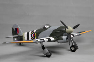 FMS Hawker Typhoon ARTF Warbird 1100MM Without Tx,Rx,Batt. Includes Retracts.