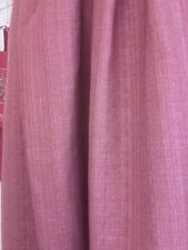 6.4 metres pink woven fabric