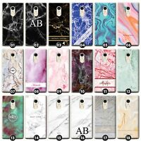 Personalized Marble Phone Case/Cover for Xiaomi Smartphone Initials/Name/Custom