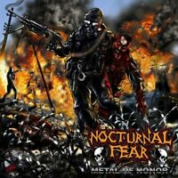 Nocturnal Fear - Metal Of Honor [CD]