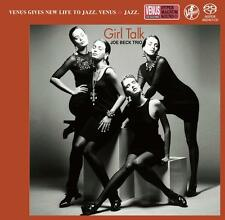 Joe Beck Trio Girl Talk Japan Venus Records SACD Single Layer Audiophile CD New