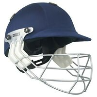 Dukes Legend Cricket Helmet (navy, Senior) - Senior Navy