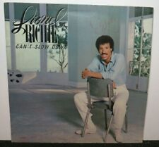 LIONEL RICHIE CAN'T SLOW DOWN (VG+) 6059ML LP VINYL RECORD