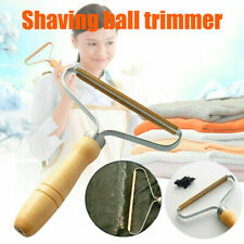 Portable Lint Remover Clothes Fuzz Fabric Shaver Removing Roller Brush Tool UK