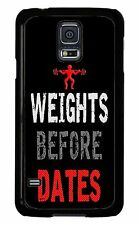 Fitness Bodybuilding Gym Workout Case for Galaxy S3 S4 S5 Note 2 3 4 Quote