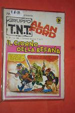 ALAN FORD-1° serie GRUPPO TNT ORIGINALI- N°31 a DI: MAX BUNKER e MAGNUS ED-CORNO