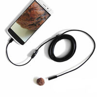 7mm Endoscope HD Waterproof Borescope Endoscope for Tablet PC IOS Android Phones