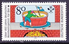 Germany 1396 MNH 1983 Beer Pureness Law - 450th Anniversary Issue Very Fine