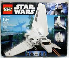 Lego Set #10212 Star Wars Imperial Shuttle, Open Box, No Reserve!