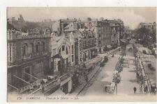 Biarritz Place De La Liberte France Vintage LL Postcard 321a