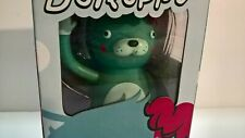 Boxed Drop Dead Clothing Doroppu cat blue vinyl figurine Japan out of production