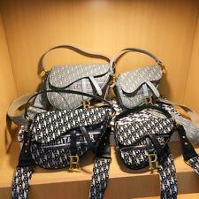 Women Brand Letter Print Saddle Bag Luxury Decoration Design Bag Casual Bag