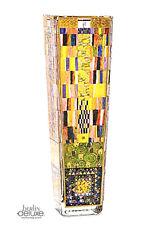 KLIMT by GOEBEL Stocletfries NEU/OVP 38cm Design Glas-Vase AO Artis Orbis Kunst