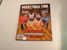 Basketball Time In Tennessee UT Men & Lady Vols Players Coaches Guide 2014-2015