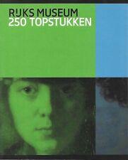 RIJKS MUSEUM - 250 TOPSTUKKEN