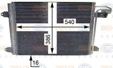 Kondensator, Klimaanlage für Klimaanlage HELLA 8FC 351 301-044
