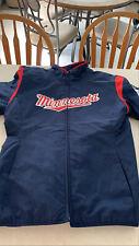 Minnesota Twins Authentic Majestic Jacket