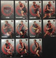 AFL 2011 Select Infinity Football Cards Team Set - Essendon Bombers