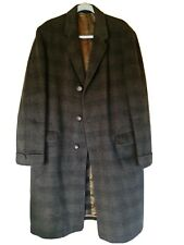 The Atherton by Sackville of Melbourne mens pure wool long vintage coat size 2XL