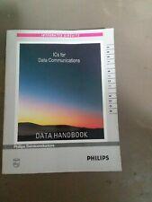 1992 Philips Ics For Data Communications Data Handbook