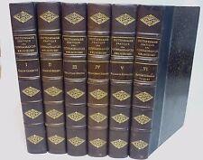 DICTIONNAIRE DES CONNAISSANCES RELIGIEUSES [J. BRICOUT] 6/6 volumes - 1925-1928
