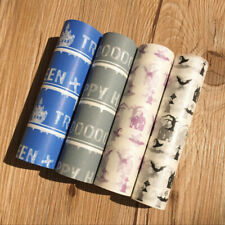80pcs Candy Cookie Wax Paper Halloween DIY Baking Accessories Food Wrapping