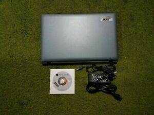 Acer Aspire 5250 Laptop With Charger & Windows 8 Pro 64-bit DVD (2)