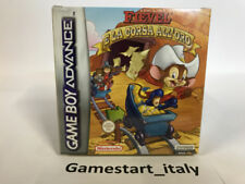 FIEVEL E LA CORSA ALL'ORO - NINTENDO GAME BOY ADVANCE GBA - NUOVO SIGILLATO PAL
