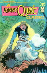 Jonny Quest (Comico) #30 VF/NM; COMICO | save on shipping - details inside