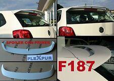 SPOILER   POSTERIORE VW POLO 6R 6C  WRC GREZZO  OFFERTA  cod F187G  SI187-1-OL