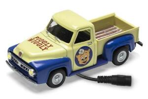 NEW 1:48 LIGHTED PIGGLY WIGGLY 1953 FORD PICKUP TRUCK MENARDS 279-4619 O SCALE