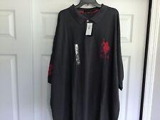 US Polo Assn. Casuel Shirt Gray 5X