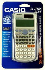 CASIO FX-115ES PLUS Scientific Natural Textbook Display Calculator