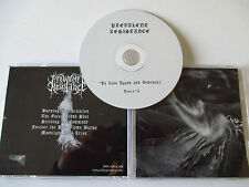 Prevalent Resistance - To Live Again and Dominate (Cd, 2007)