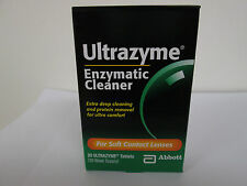 Ultrazyme Enzymatic Cleaner Tablets - 20 Each