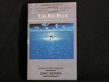 The Big Blue. Film Soundtrack. Cassette Tape. 1988. Made In U.K. (?)
