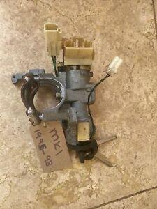 Mazda Mx5 Mk1  Ignition Barrel With Key. 1995-1998