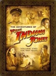 THE ADVENTURES OF YOUNG INDIANA JONES - VOLUME 2 NEW DVD
