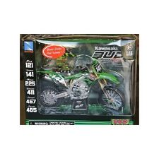 New Ray 1:12 Maxime Desprey Bud Kawasaki KXF 450 Die Cast Toy Model Motocross