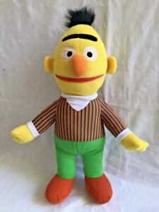 Sesame Street Bert soft toy 50 cm tall 2005 fisher price