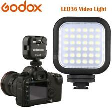 Godox 36 LED Video Light Photography Studio Lamp for DSLR Camera DV Lighting