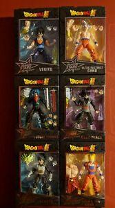 Dragon Ball Super Dragon Stars Ultra Instinct Goku, Goku Black, Vegito Broly BAF