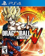 Dragon Ball XenoVerse PS4 Sony PlayStation 4 Brand New Factory Sealed Dragonball